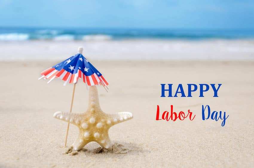 Happy Labor Day from SEO James!